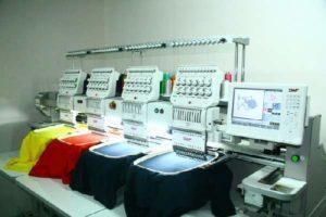 Вышивка на одежде 3