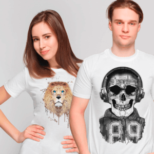 Печать на футболках 3