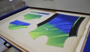 Печать на крое