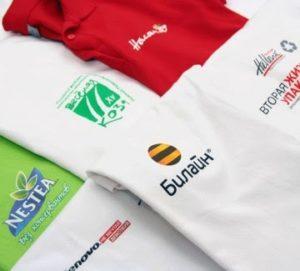 Промо футболки − узнаваемость и реклама 3